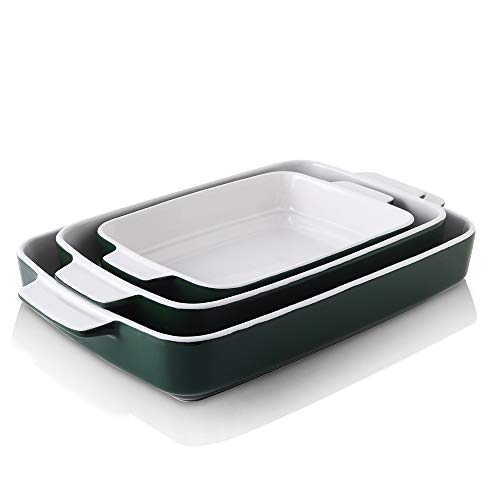 KOOV Bakeware Sets, Ceramic Baking Dish