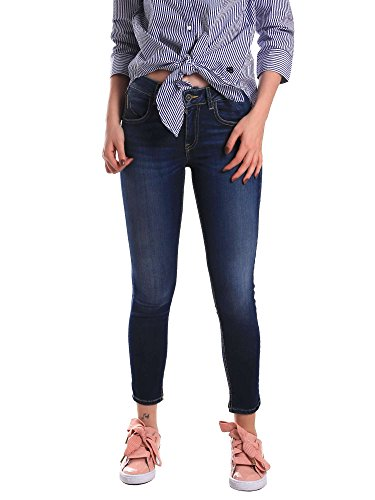Fornarina BE171L48D867VR Jeans Mujeres Azul 24