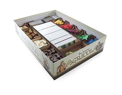 The Game Doctors Brettspiel Organizer kompatibel mit Agricola (Kennerspiel)