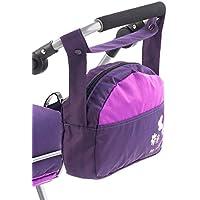 Bayer Chic 2000 853 25 Bolsa para guardar pañales, color morado