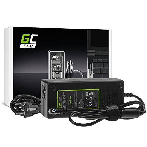 GC Pro Cargador para Portátil HP Omen 15-5000 17-W HP Envy 15-J 17-J Ordenador Adaptador de Corriente (19.5V 6.15A 120W)