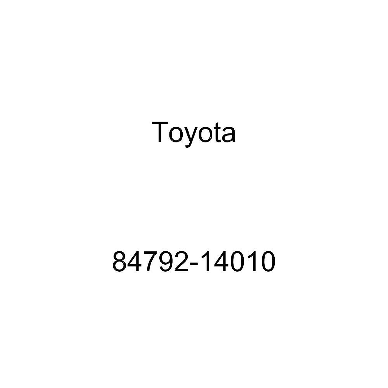 Toyota 84792-14010 Window Defogger Switch Assembly