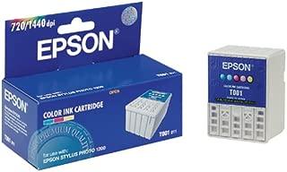 Epson T001011 Color InkJet Cartridge