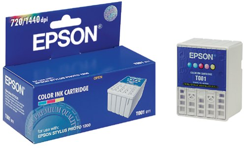 Epson Ink Cart 5c 330sh f Stylus Photo 1200, 123 x 59...