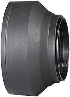 capilla de lente - TOOGOO(R) 67 MM 3-IN-1 parasol de goma plegable para Canon Rebel (T5i T4i T3i T3 T2i T1i XT XTi XSi SL1) Canon EOS (700D 650D 600D 550D 500D 450D 400D 350D 300D 1100D 100D 60D); Nikon D3300 D3200 D3100 D3000 D5200 D5100 D5000; Pentax;SONY; Sigma y otra camara con tamano del filtro 67MM