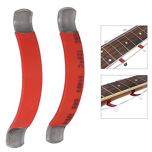 Multi-Tool Guitar Repair Kit Set Praktisches und langlebiges Gitarrenreinigungswerkzeug 6-teilig, für Geschenke, zur Reparatur