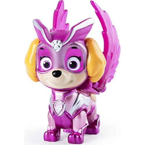 Paw Patrol, Cuccioli Mighty Pups Super Paw, Personaggio a Sorpresa, dai 3 Anni - 6052293