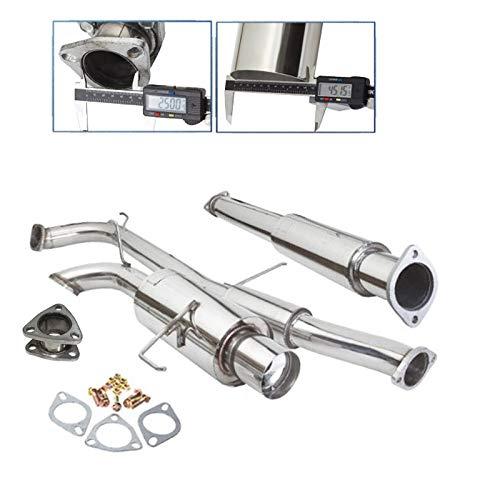 02 honda accord exhaust system - 5