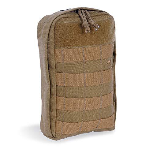 Tasmanian Tiger TT Tac Pouch 7 Universelle Rucksack Zusatz-Tasche Molle-Kompatibel 24 x 15 x 5,5 cm, Coyote Brown