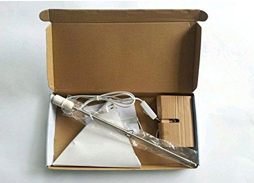 Adventsstern Weihnachtsstern Faltstern Papier Leuchtstern Hängeleuchtenschirm (Tischleuchtenfuß)