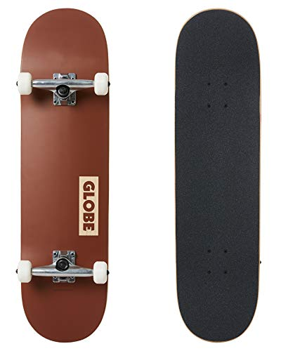 skateboard 8.5 Globe Goodstock Clay compleet skateboard 8.5
