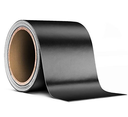 VViViD Black Matte Air-Release Adhesive Vinyl Tape Roll (3 Inch x 20ft)