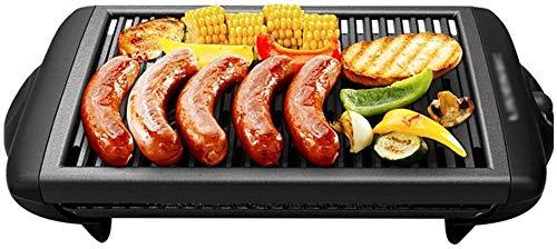 WYMF Smoke-less Infrarood Grill, Indor Grill, verhitting Electric Tablettop Grill, Non-Stick Gemakkelijk om BBQ Grill schoon te maken, voor Party/Home