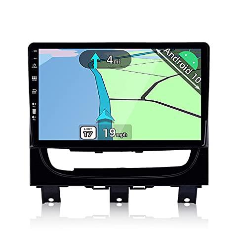 YUNTX Android 10 2 DIN Autoradio para Fiat Strada/Idea(2012-2016) - 9 Pulgadas - 2G+32G - Gratis Cámara - Soporte Dab / Control del Volante / WiFi / Bluetooth 5.0 / MirrorLink / CarPlay / USB