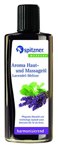 SPITZNER Haut- u.Massageöl Lavendel Melisse 190 ml Öl