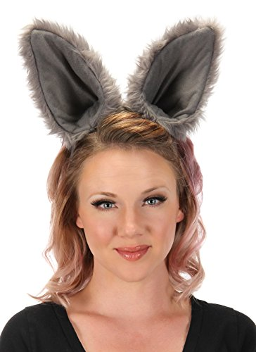 Deluxe Adult Costume Wolf Ears