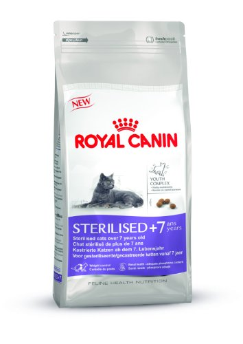 Royal canin sterilised +7 pienso para gatos esterilizados mayores