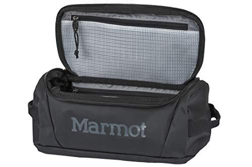 Marmot Long Hauler Extra-Large Travel Duffel Bag, 6700ci (105 Liter), Black