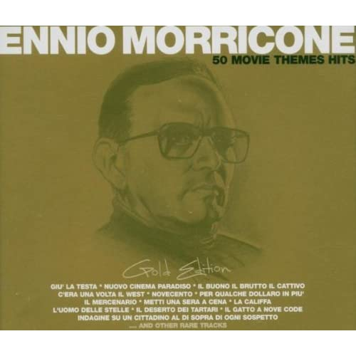 Morricone:50 Movie Themes Hits