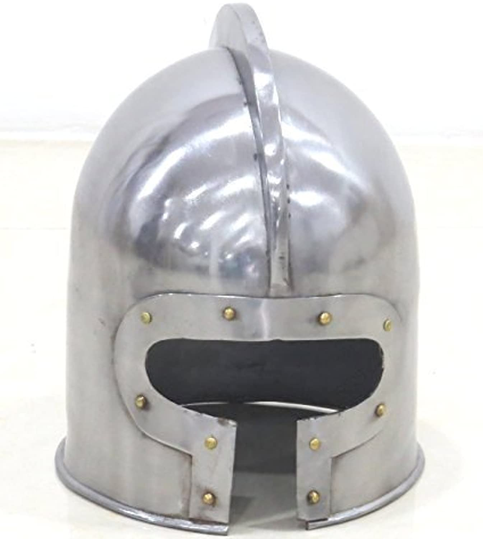 NAUTICALMART NAUTICALMART NAUTICALMART T Face Barbuta Helmet LARP