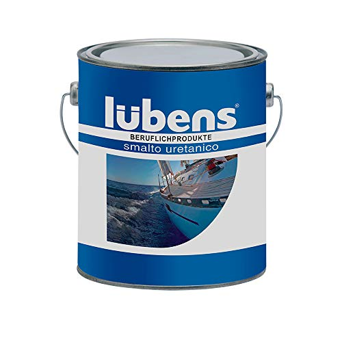 Brusolmare Urethan-Lack, geeignet für Schiffe, Eisen, Holz und Kunststoff, 750 ml