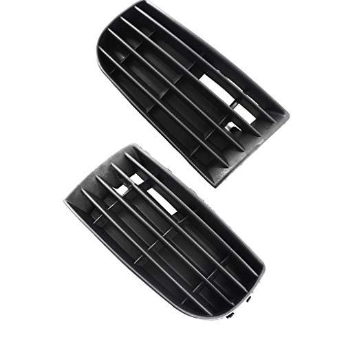 1 Paire automobiles grille de feux antibrouillard sans trous 1K0853665A / 1K0853666A remplacement pour Golf 5 MK5 05-09