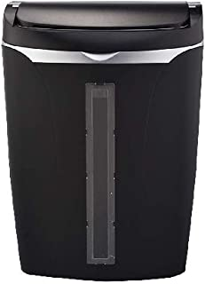 ACQUIRE Black Shredder-Paper Shredder, Auto Feed, Super Cross-Cut, Stack-and-Shred ,Credit Card Office Shredder