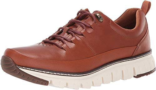 Price comparison product image Cole Haan Men's Zerogrand Rugged OX Oxford,  British tan lthr / Natural / Ivory,  10 M US