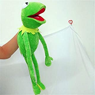 Wahahay Kermit The Frog Puppet, The Muppets Movie Soft Stuffed Plush Toy, 20 inches