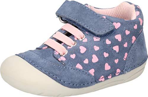 Bama Kids 1039476 Baby - Mädchen Halbschuhe, EU 21