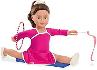 Our Generation Dolls Leaps & Bounds Gymnast Deluxe 18