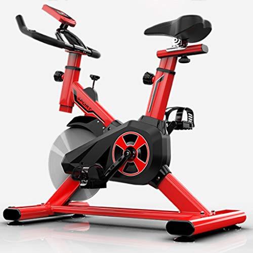 Great Deal! LJMG Exercise Bikes Studio Adjustable Exercise Bike Rotating Bicycle Indoor Sports Bike ...