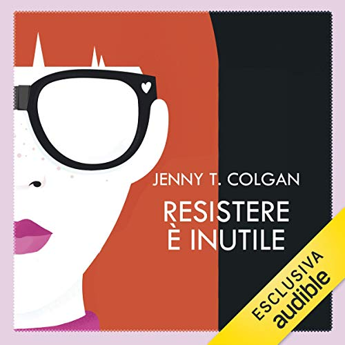 Resistere è inutile audiobook cover art