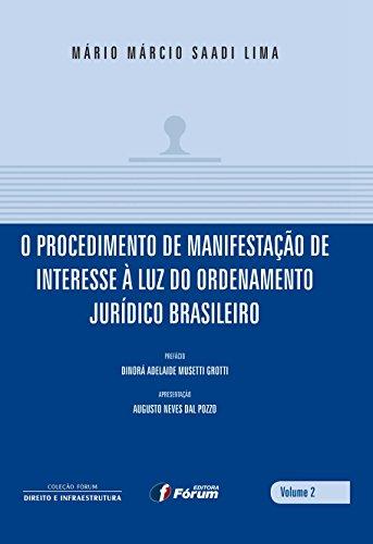 O procedimento de manifestação de interesse à luz do ordenamento jurídico brasileiro