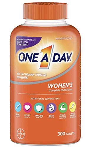 One-A-Day Women's Multivitamin, Tablets - Pack of 1 (300 Count)