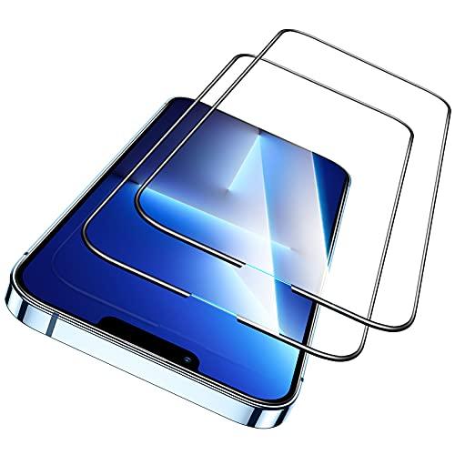 ESR Protector de Pantalla Armorite Compatible con iPhone 13 Pro MAX, Incluye...