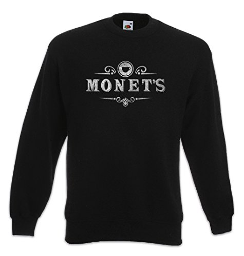 Urban Backwoods Monet's I Sudadera Hombre Sweatshirt