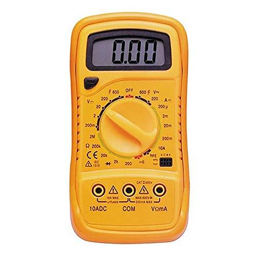 Salki 8506162.0 8506162-Multímetro Digital precisión, Metal, L