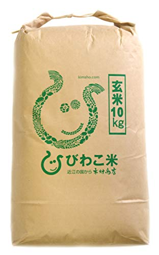 キヌヒカリ 玄米10kg【令和元年:滋賀県産】