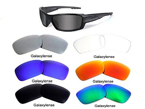Galaxy Vervangende Lenzen Voor Oakley Ten-X Zonnebril 6 Pairs Speciale aanbieding!