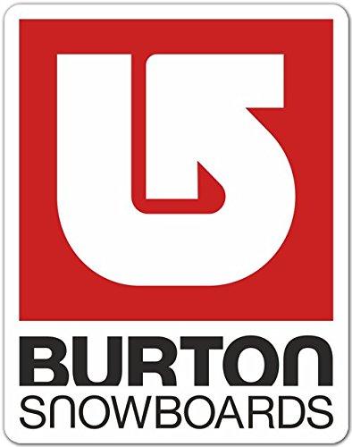 Stickers AUTOCOLLANT Aufkleber ADHESIVES KLEBSTOFFE LIJMEN ADHESIVOS ADHÉSIFS Aufkleber Burton Logo Snowboards