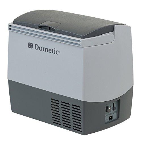 Dometic CF-018DC Portable Freezer/Refrigerator Personal Size, Gray