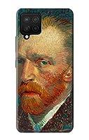 JP3335A12 ヴィンセント・ヴァン・ゴッホ ポートレート Vincent Van Gogh Self Portrait Samsung Galaxy A12 ケース