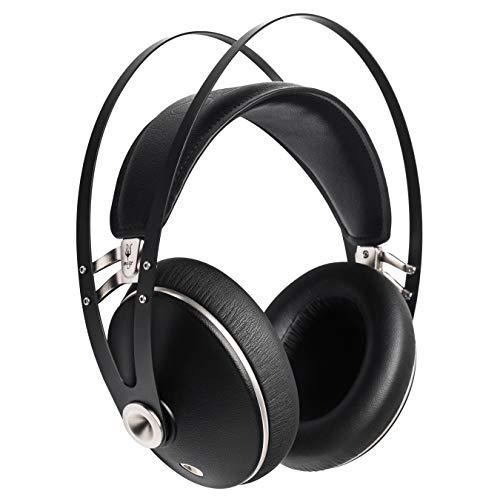 Meze 99 Neo Black Audiophiler Over-Ear Kopfhörer, hochwertigen Materialien und hohem neo schwarz