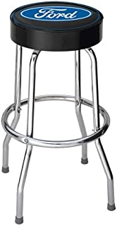 Plasticolor 004751R01 Ford Oval Logo Garage Stool