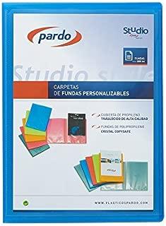 Funda archivador pack 100 unidades Pardo 611000