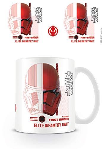 Star Wars Episode IX MG25642 Star Wars: La Ascensión de Skywalker Taza de cerámica (315 ml), diseño de Star Wars