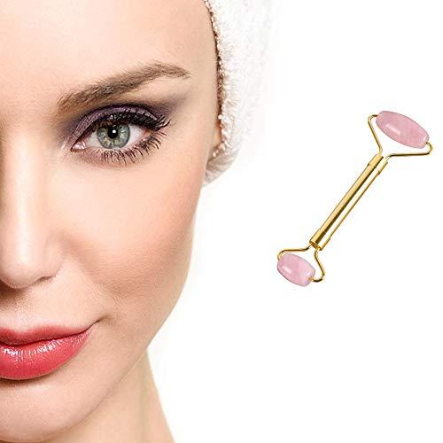 CLHCilihu Jade Facial Roller Massager, Handmatige Face-Lifting Beauty Tools Natuurlijke Kristal Anti-Aging Eye Wallen Behandeling Huidversteviging Verwijder rimpels