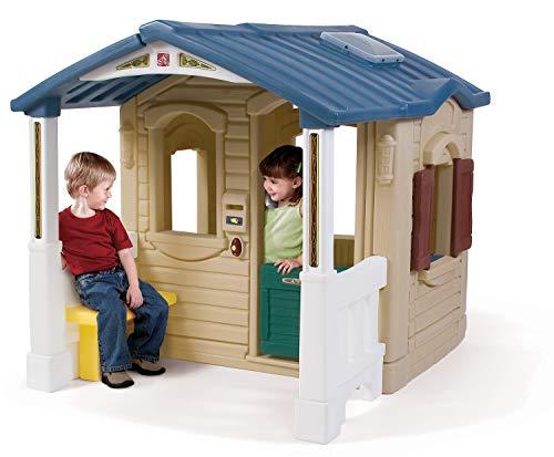 Step2 Spielhaus Front Porch Playhouse