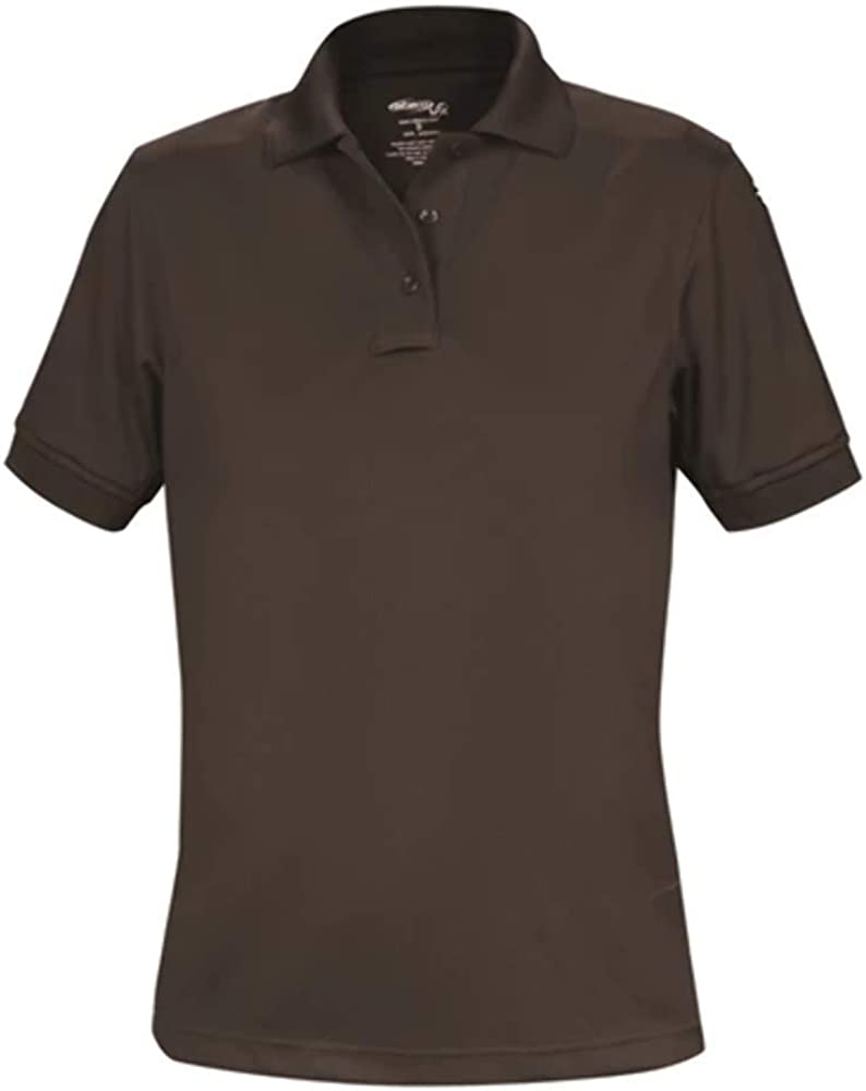 5 ☆ very popular Houston Mall Elbeco Women's Short Sleeve Ladies Shirt Ufx Cut Polo Tactical